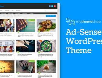 Make Some Money with the Versatile Ad-Sense WordPress Theme