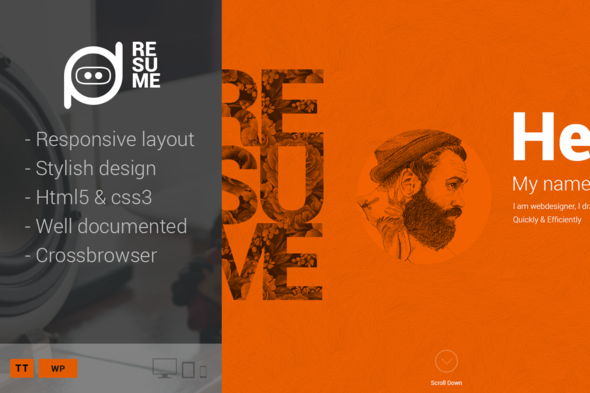 10+ Best Resume Wordpress Themes To Boost Your Career (Get Your Cv