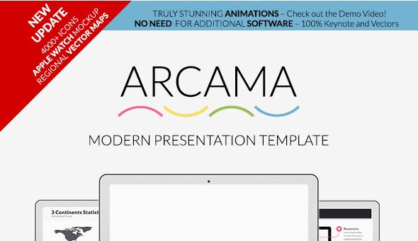 arcama-template
