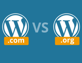 Self-Hosted WordPress.org Vs Free WordPress.com – What Should You Choose?