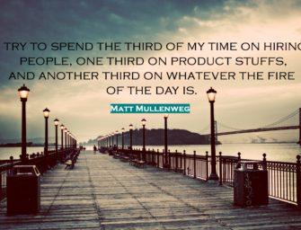 Timing is Everything in WordPress too – The Wordview of Matt Mullenweg