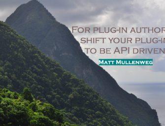 Focus on API – The Wordview of Matt Mullenweg