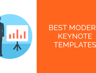 Modern Keynote Templates