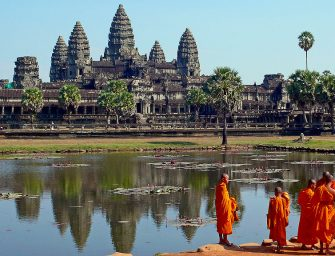 How to use the internet to get your visa for Cambodia?