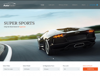 Car & Automotive Business WordPress Themes