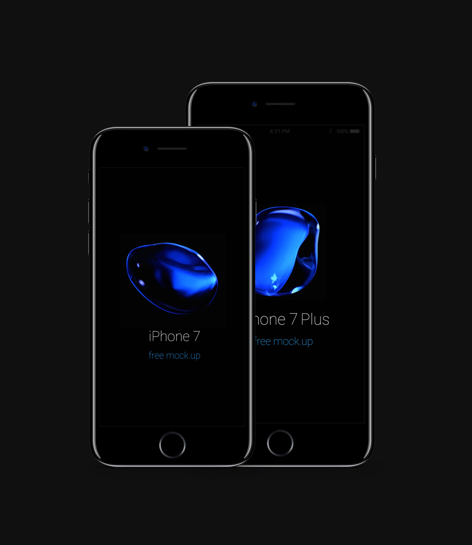 Apple Iphone 7 Iphone 7 Plus Free Psd Mockup Download Wpart