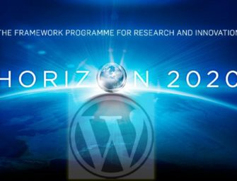 Ideal WordPress Themes for EU Funded Horizon2020 Projects