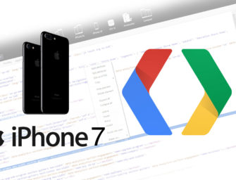 How to emulate iPhone 7 in Chrome developer tools to debug a WordPress theme