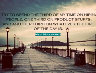 Timing is Everything in WordPress too – The Wordview of Matt Mullenweg