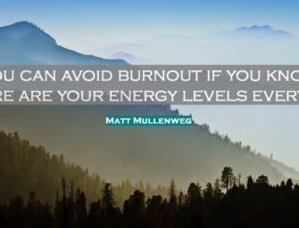 WordPress Brings Energy Levels Anew – The Wordview of Matt Mullenweg
