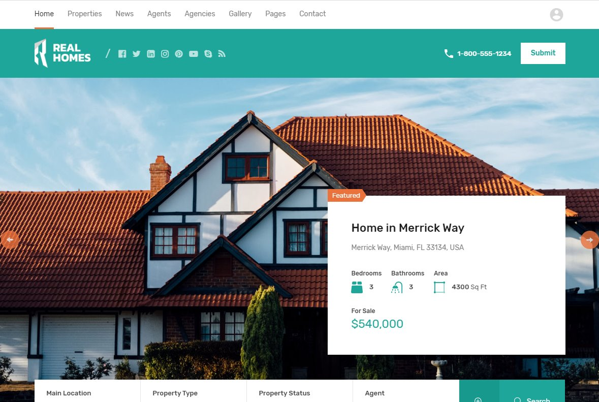 realhomes-property-wp-theme