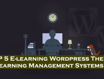 TOP 5 E-learning WordPress Themes & Learning Management Systems