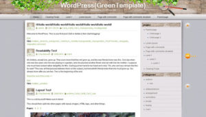 GreenTemplate-Free-Wordpress-Theme