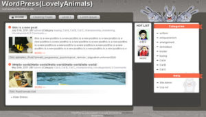 LovelyAnimals-Free-Wordpress-Theme