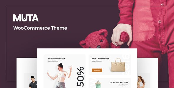 muta fast performance woocommerce theme
