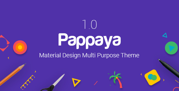 Pappaya multi purpose woocommerce compatible theme
