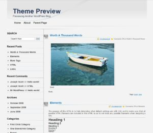 SimpleGray-Free-Wordpress-Theme