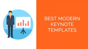 modern keynote templates 2017 / 2018
