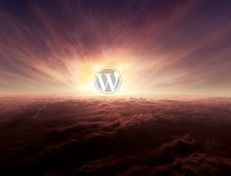 Clouding WordPress