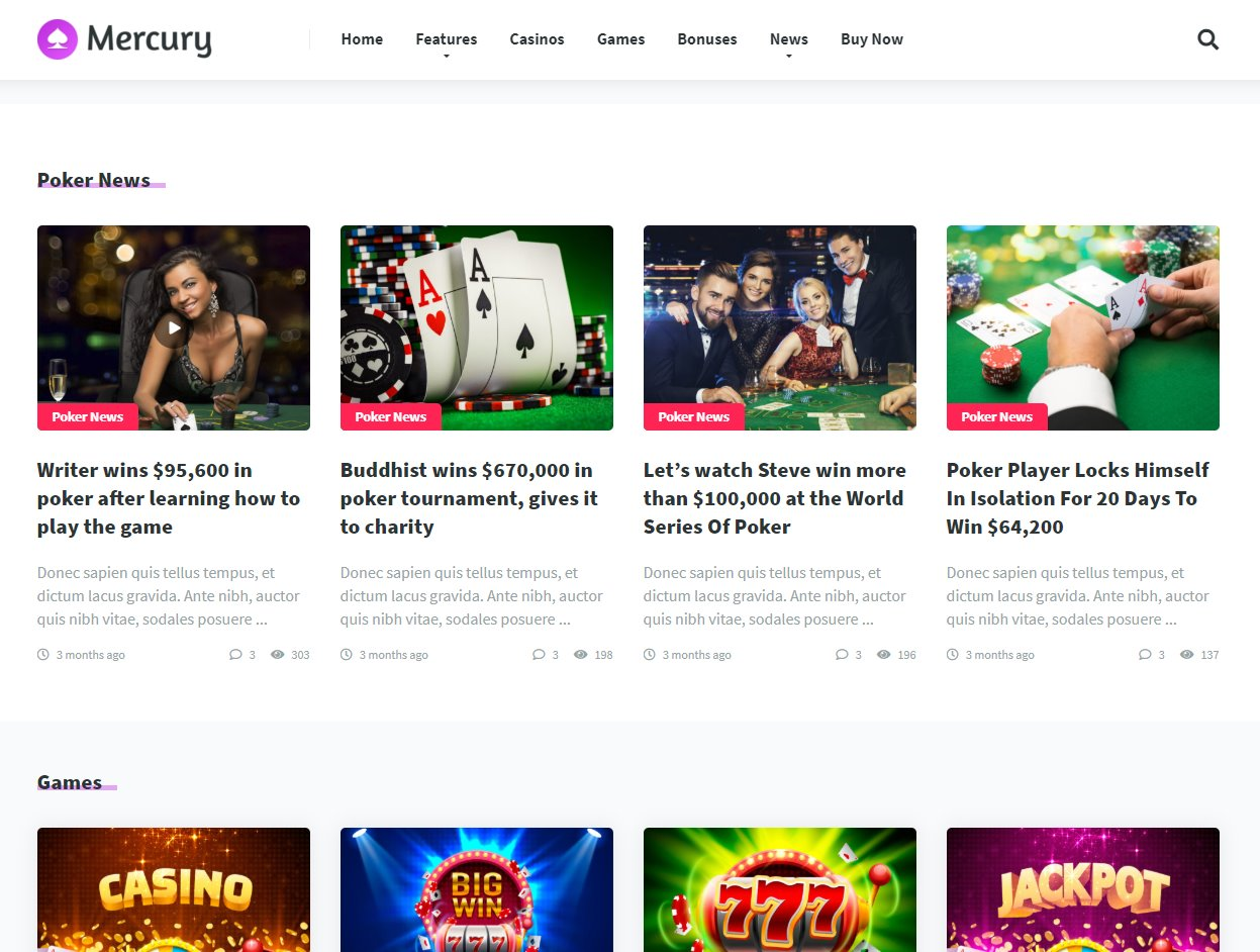 mercury-poker-news-wordpress-theme