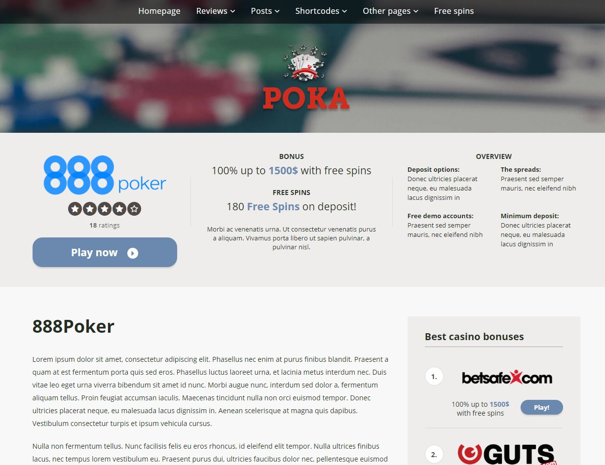 poka-online-poker-wp-theme
