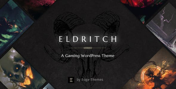 Eldritch gaming teams competitions theme